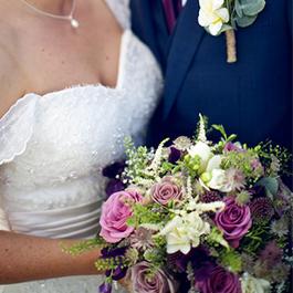 Wedding Florist Bouquet Delabole